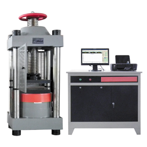 2000 kn 3000kn Large Computerized compression testing machine