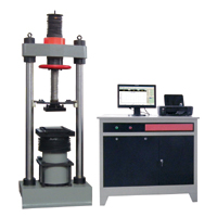 600KN Servo control compression testing machine