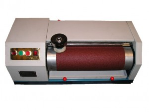 DIN Abrasion tester for rubber