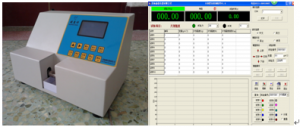 grain and pellets hardness tester