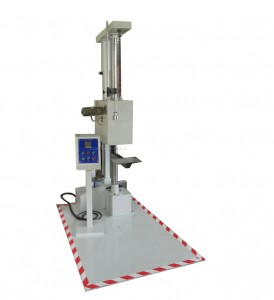 pneumatic drop test machine