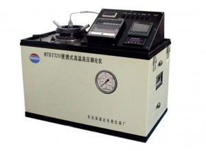 single cylinder HTHP consistometer