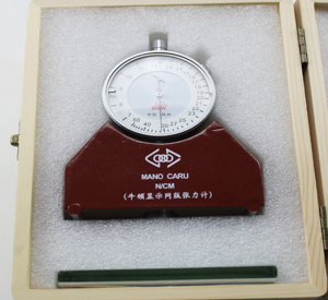 silk screen tension meter