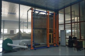 door and window physical performance testing equipment